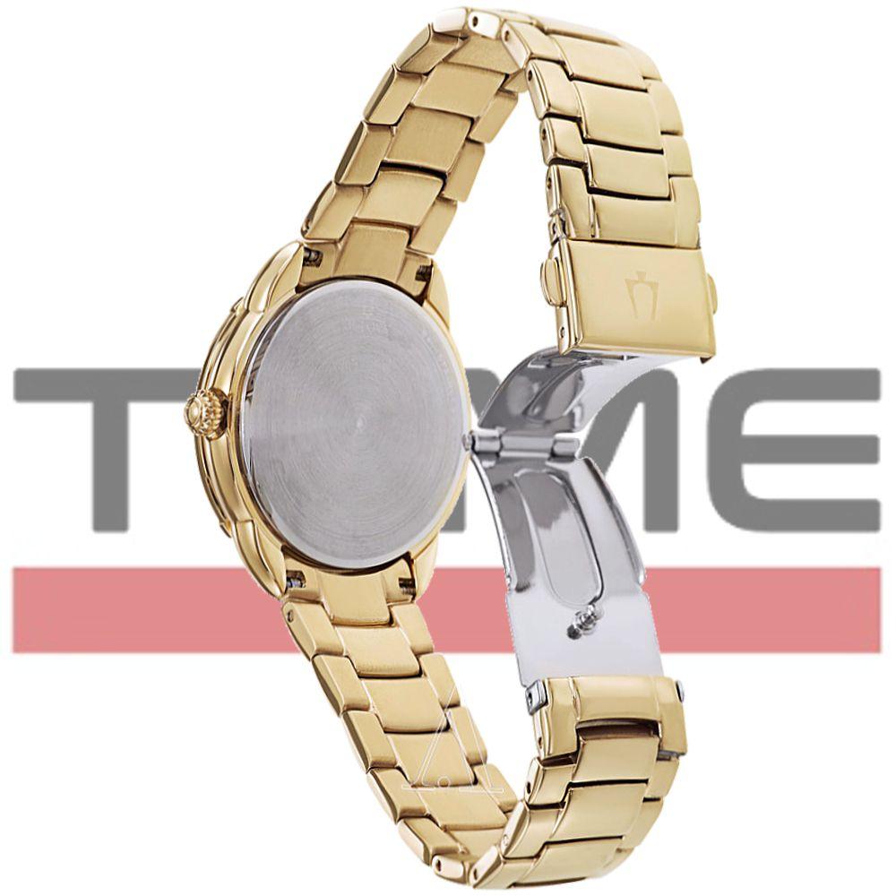 Relógio Bulova Feminino Diamond WB27734X 98R171