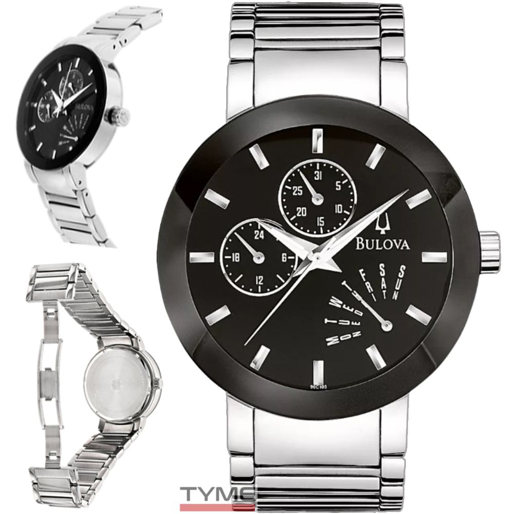 Relógio Bulova Futuro Masculino WB22195T 96C105