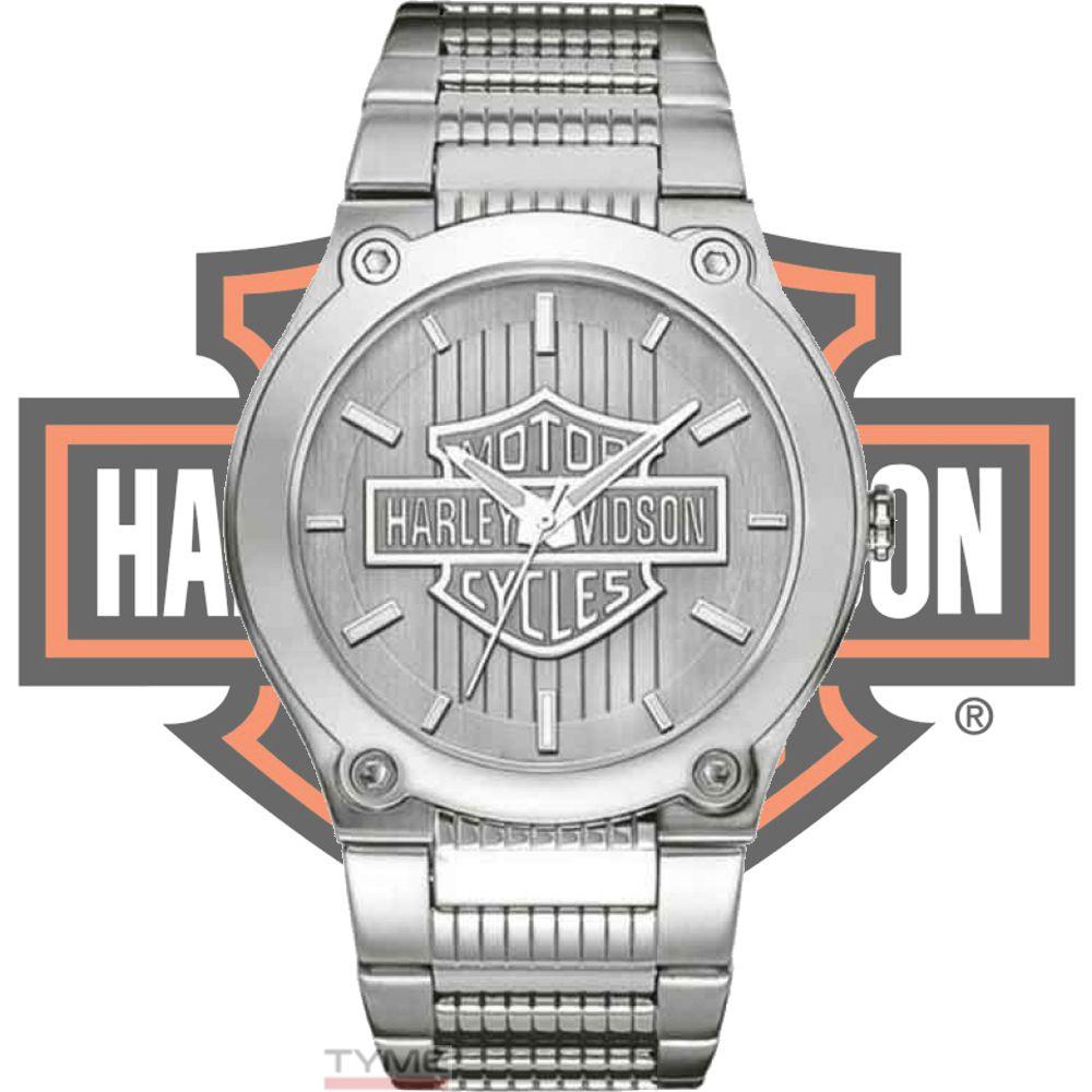 Relógio Bulova Harley Davidson Masculino WH30091Q / 76A134