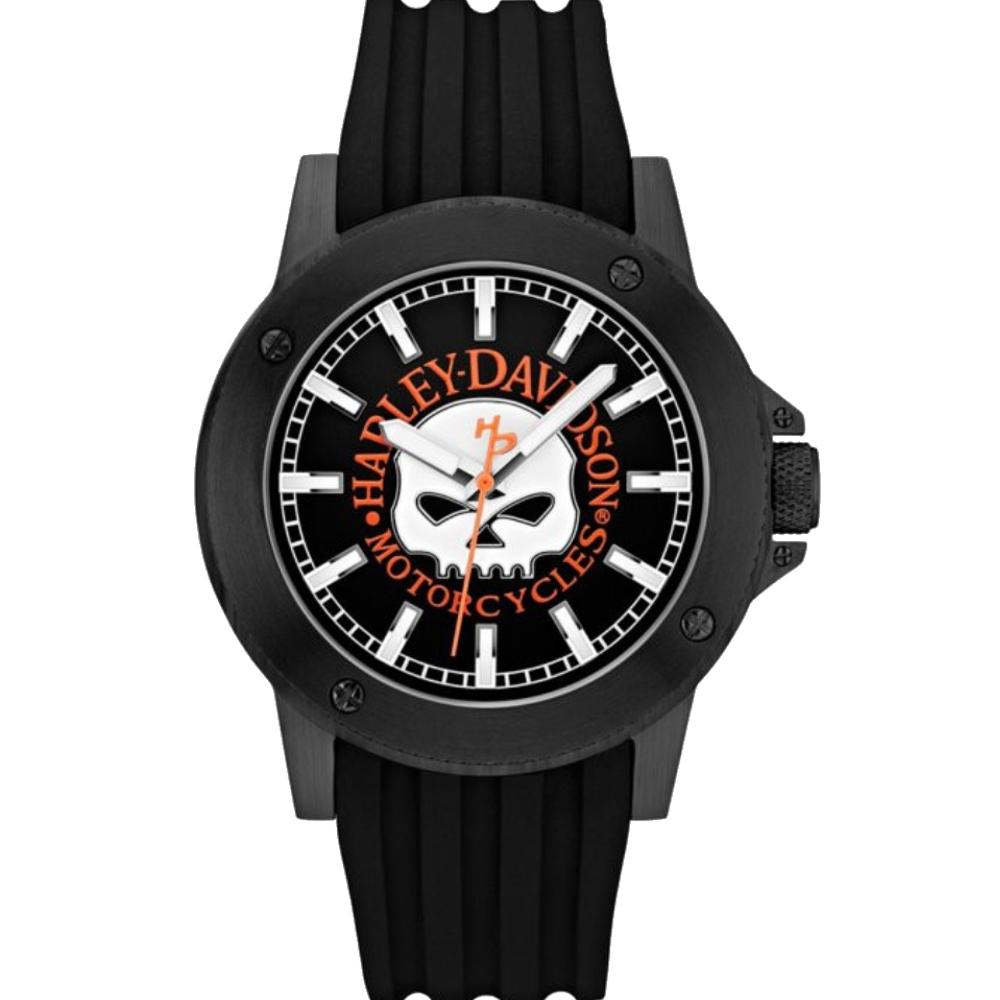 Relógio Bulova Harley Davidson Masculino WH30466P 78A115