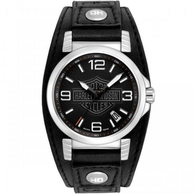 Relógio Bulova Harley Davidson WH30000T / 76B163