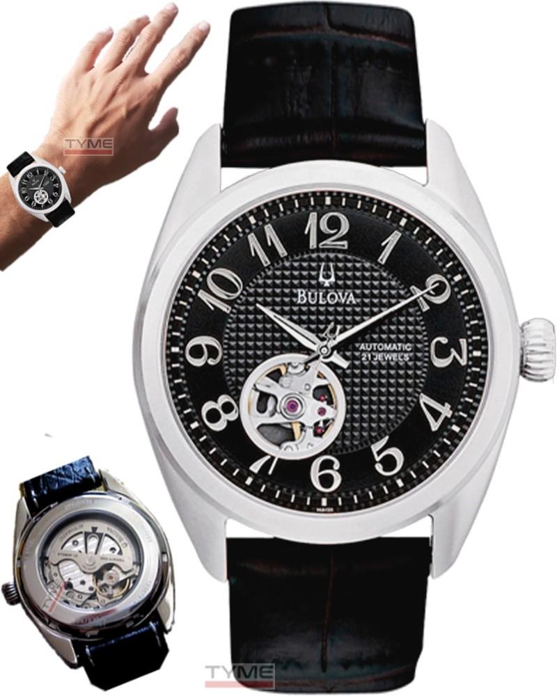 Relógio Bulova Masculino Automático 21 Jewels WB21847T C869983