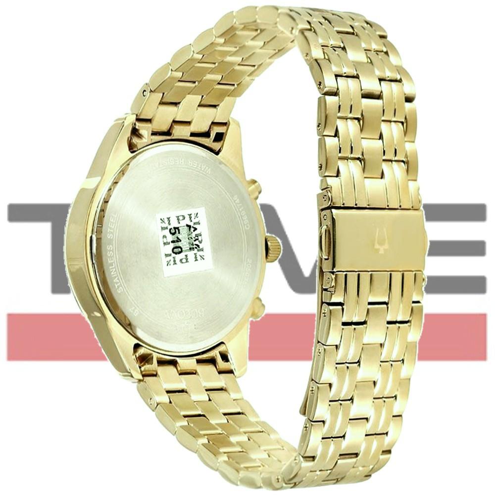 Relógio Bulova Masculino Dress Cronógrafo WB22346U / 97A129