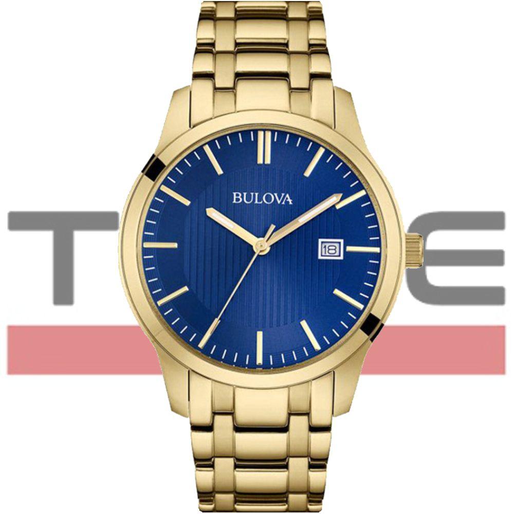Relógio Bulova Masculino Dress Dourado Wb22444z 97b156