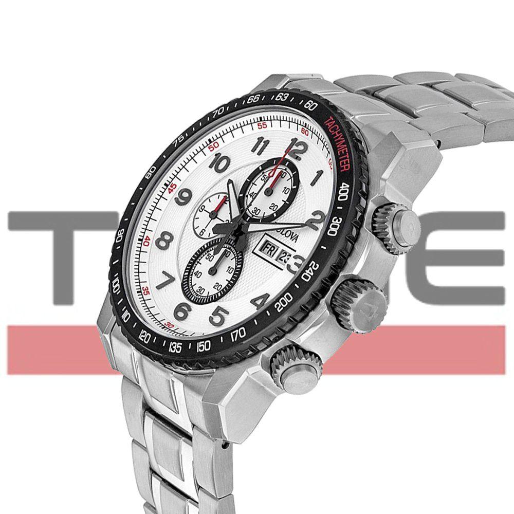 Relógio Bulova Masculino Marine Star Cronógrafo WB31667Q 98C114