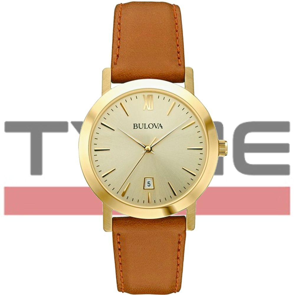 Relógio Bulova Unissex Classic Collection WB27869G 97B135