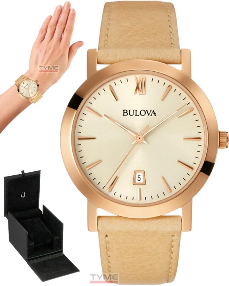 Relógio Bulova Unissex Classic Collection WB27869Z 97B144