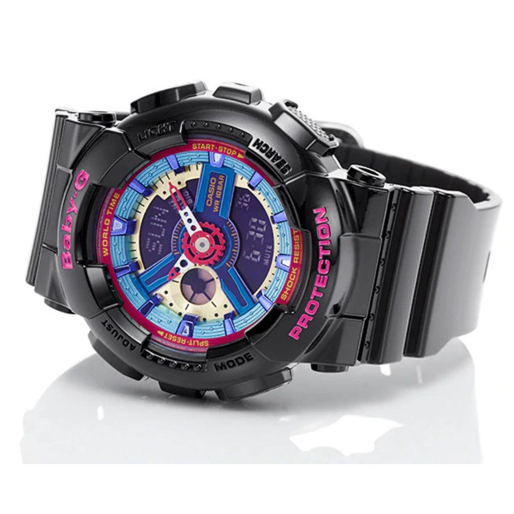 Relógio Casio Baby-G BA-112-1ADR