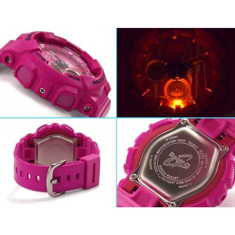 Relógio Casio Baby-G BA-120SP-4ADR