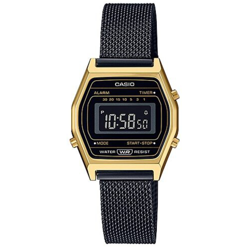 Relógio Casio Feminino Vintage LA690WEMB-1BDF