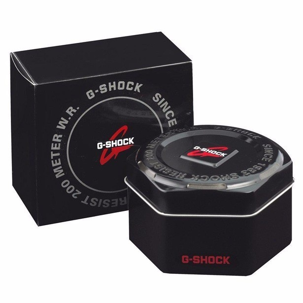 Relógio Casio G-Shock Carbon Core Guard Masculino GA-2000SU-2ADR
