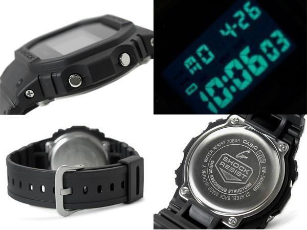 Relógio Casio G-shock Dw-5600bb-1dr
