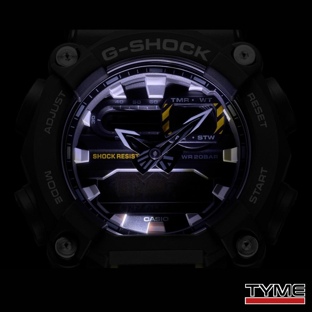 Relógio Casio G-Shock Heavy Duty Masculino GA-900-1ADR