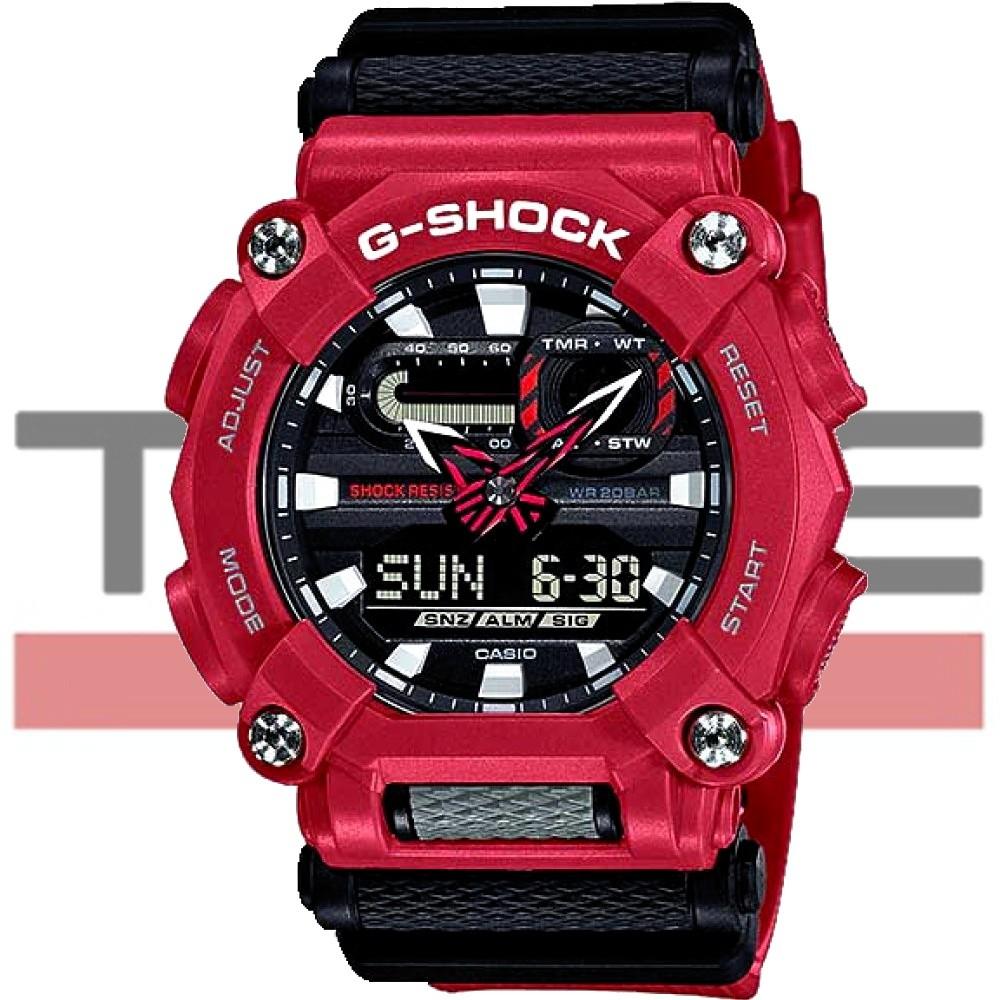 Relógio Casio G-Shock Heavy Duty Masculino GA-900-4ADR