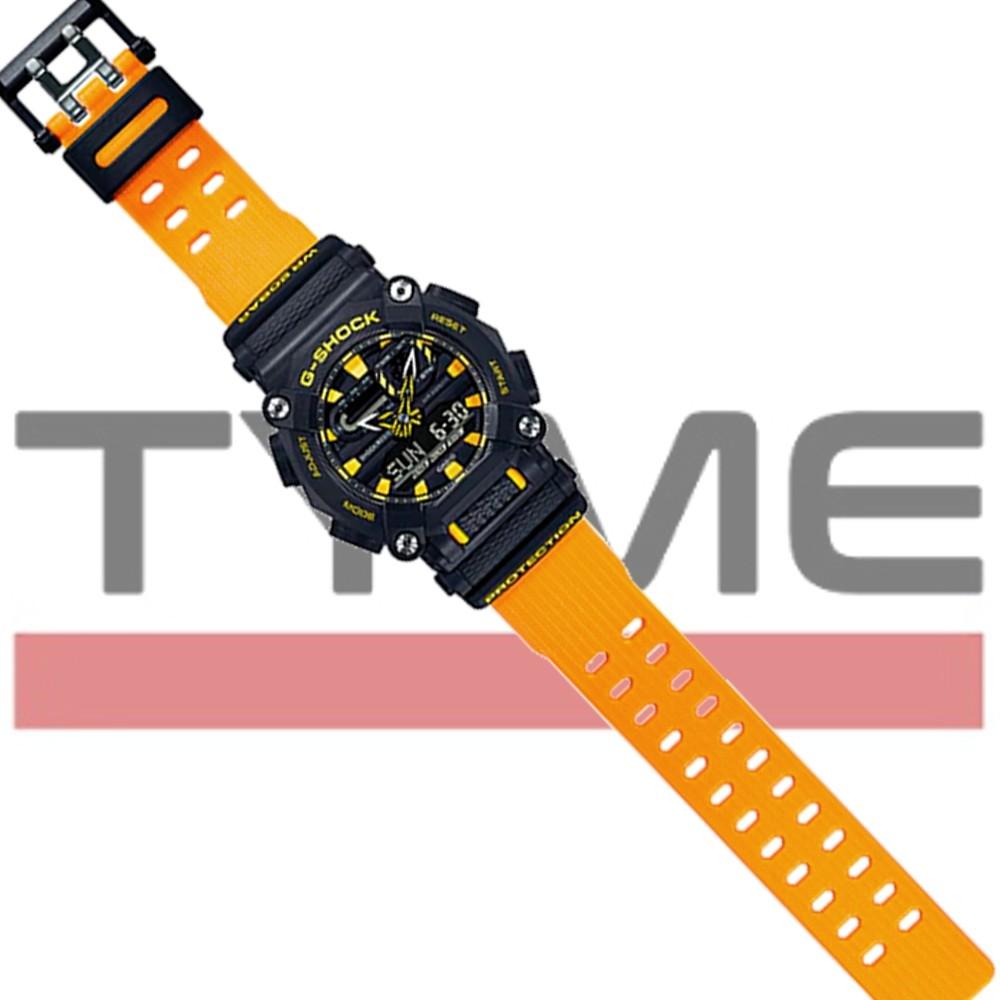 Relógio Casio G-Shock Heavy Duty Masculino GA-900A-1A9DR