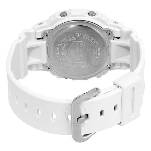 Relógio Casio G-Shock Masculino DW-5600MW-7DR Branco