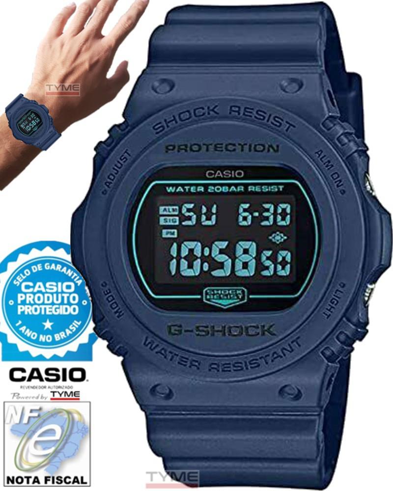 Relógio Casio G-Shock Masculino DW-5700BBM-2DR