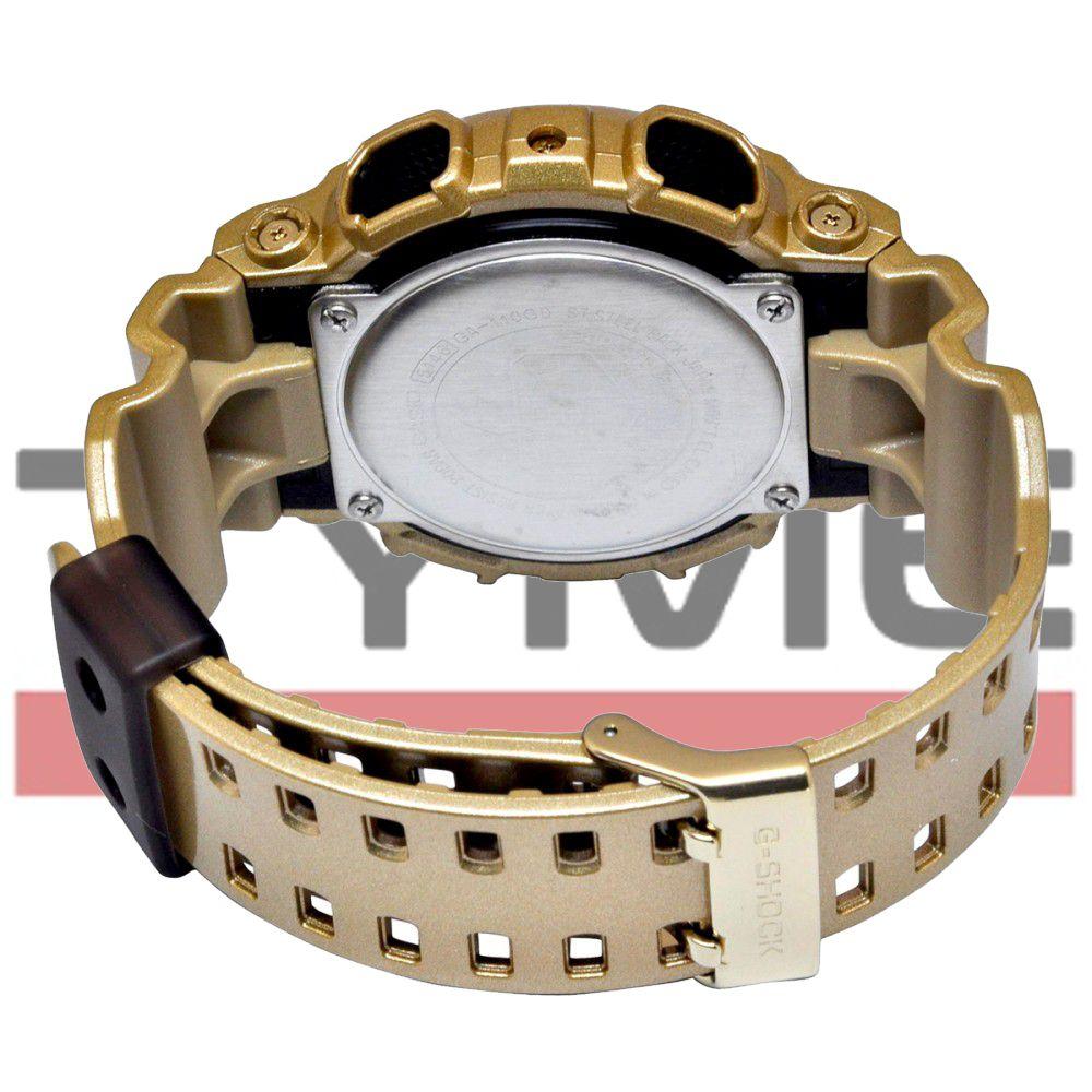 Relógio Casio G-Shock Masculino GA-110GD-9ADR