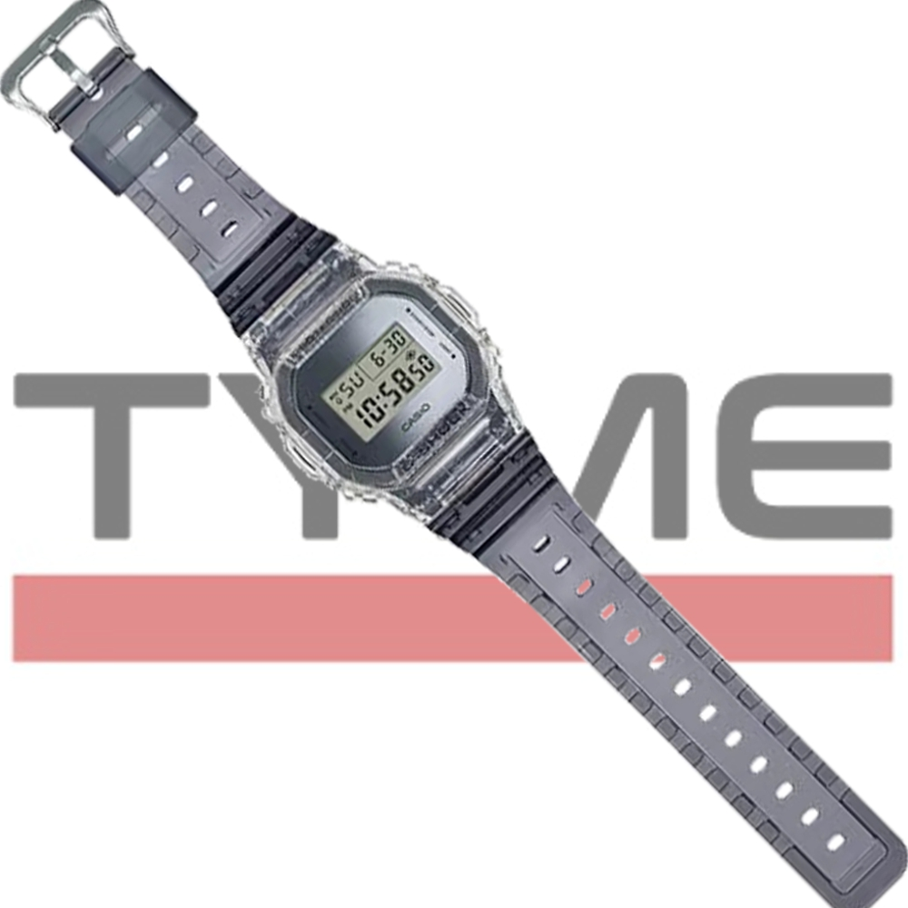 Relógio Casio G-Shock Skeleton DW-5600SK-1DR