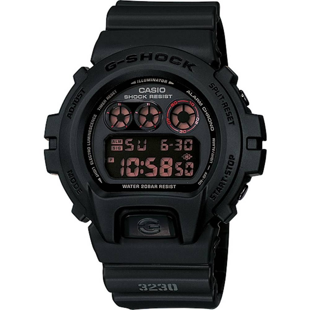 Relógio Casio Masculino G-shock Dw-6900ms-1dr