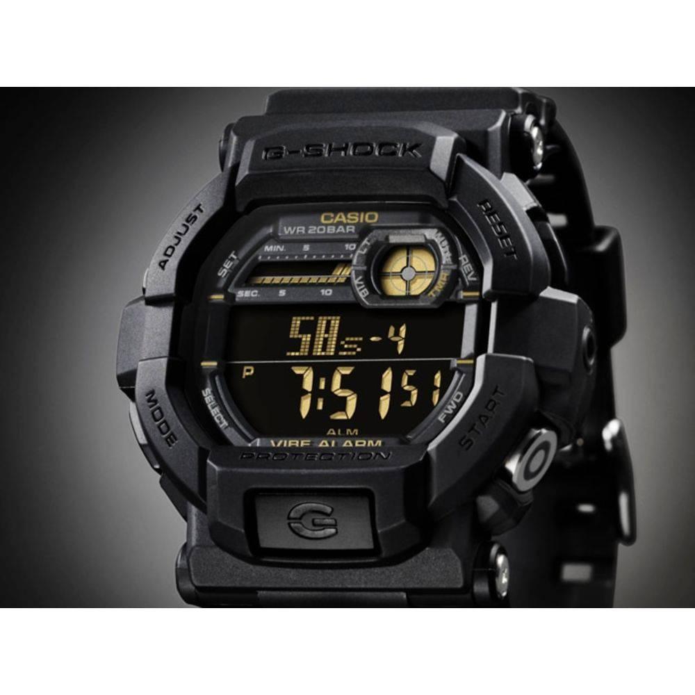 Relógio Casio G-shock Masculino GD-350-1BDR