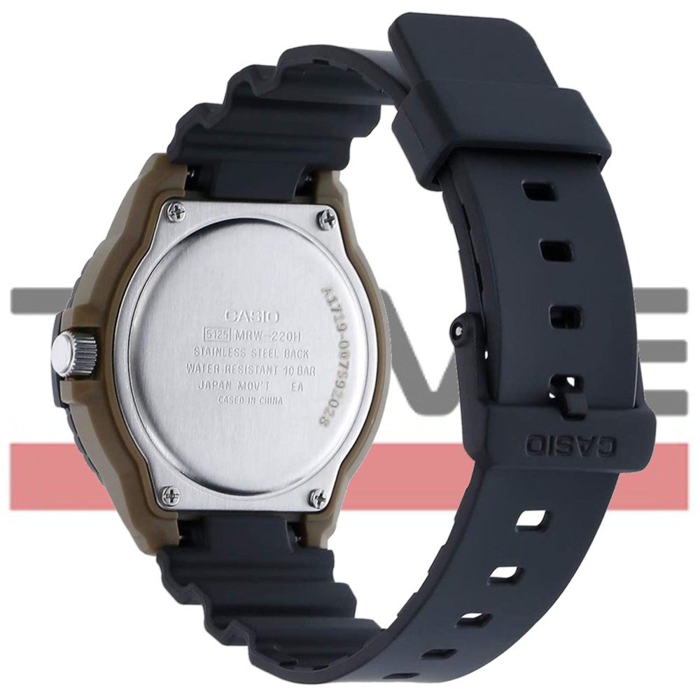 Relógio Casio Masculino Standard MRW-220HCM-5BVDF
