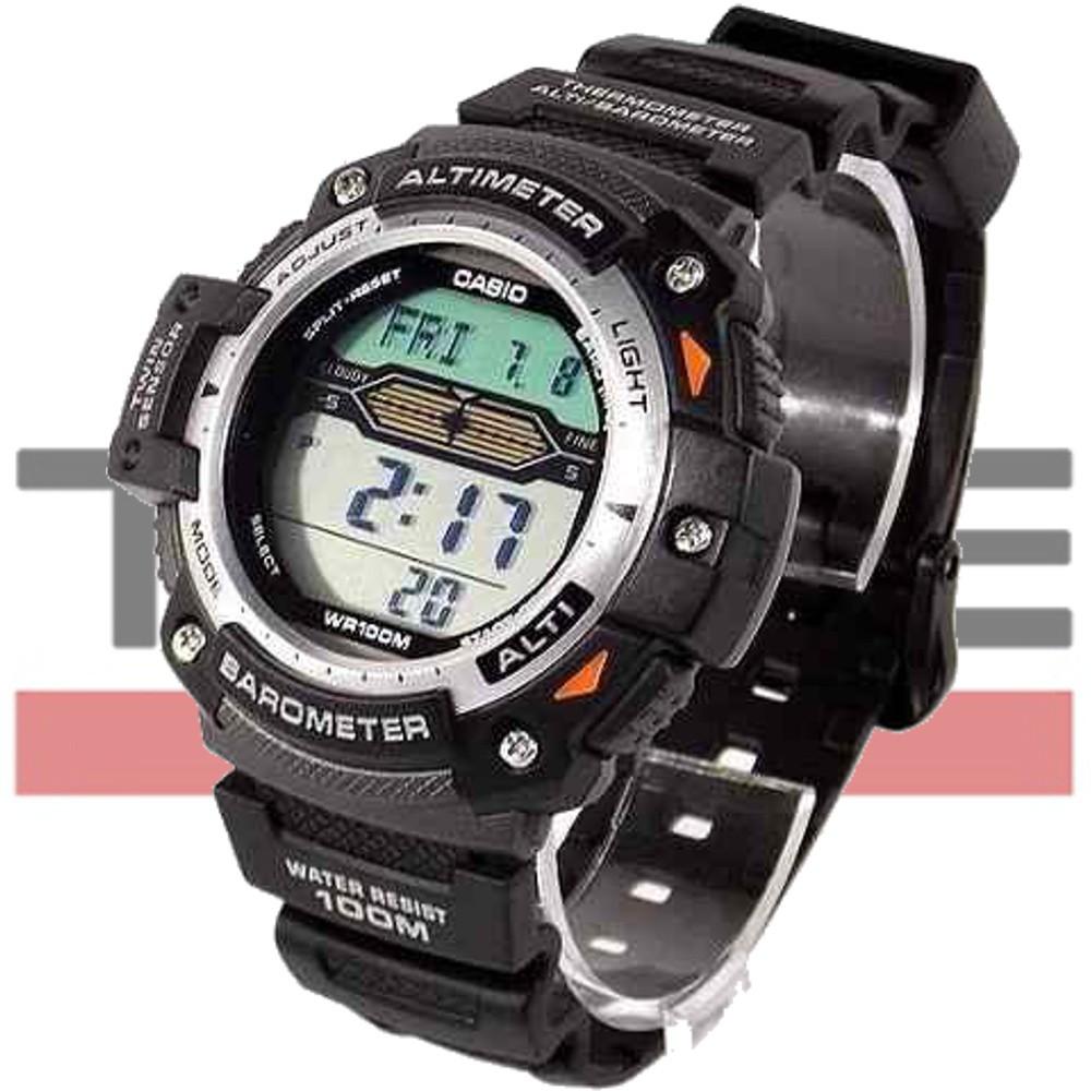 Relógio Casio Outgear Masculino Altimetro Barômetro SGW-300H-1AVDR