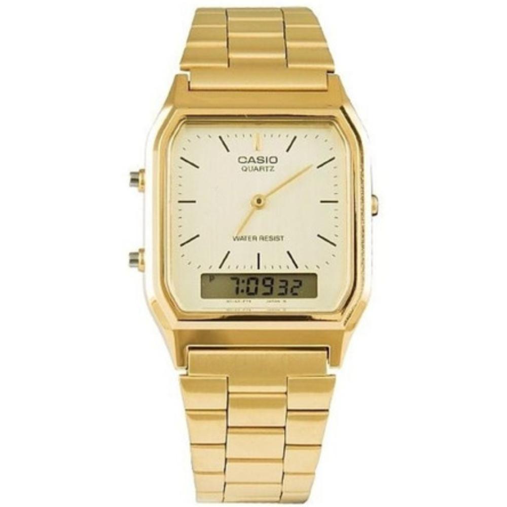 Relógio Casio Unissex Vintage AQ-230GA-9DMQ