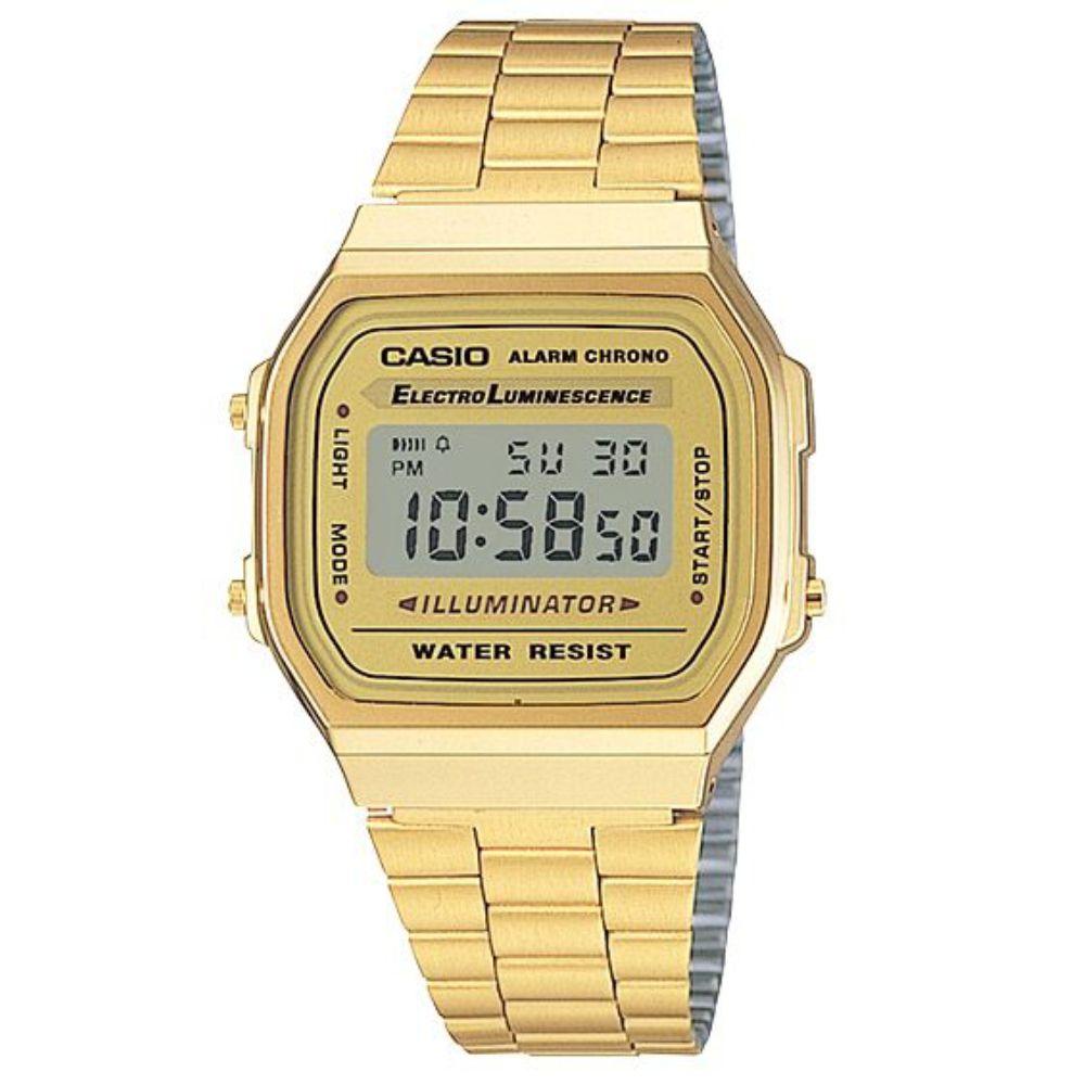 Relógio Casio Vintage A168WG-9WDF