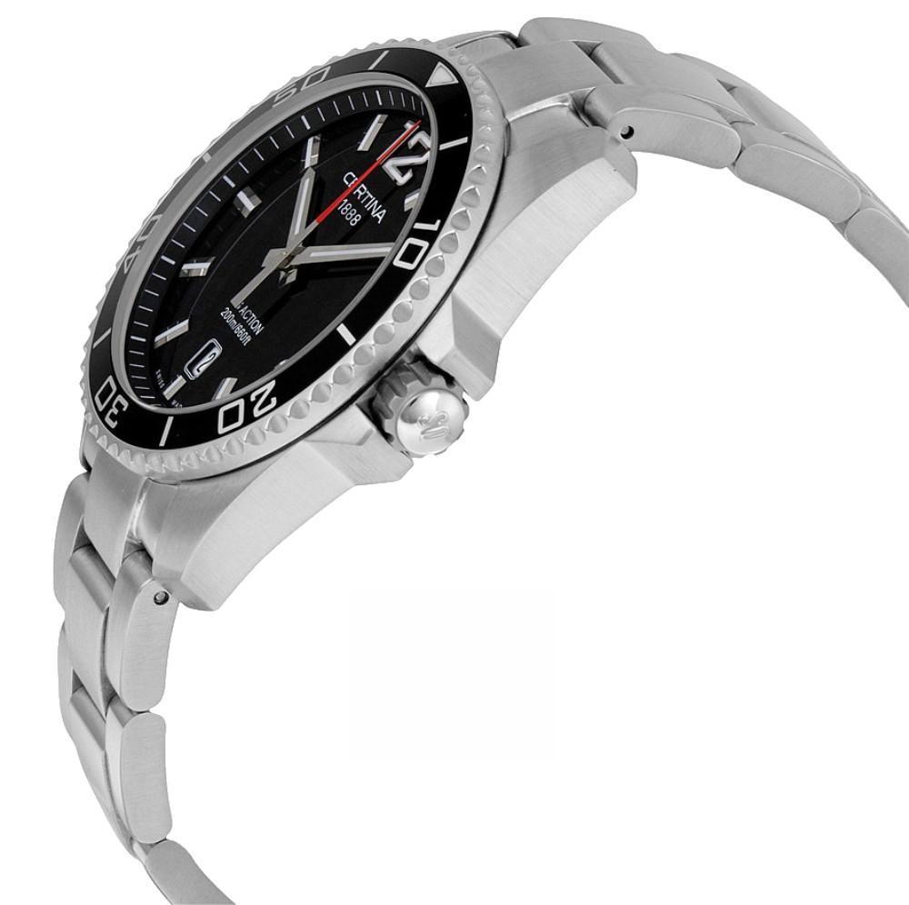 Relógio Certina Masculino DS Action Black C013.410.11.057.00