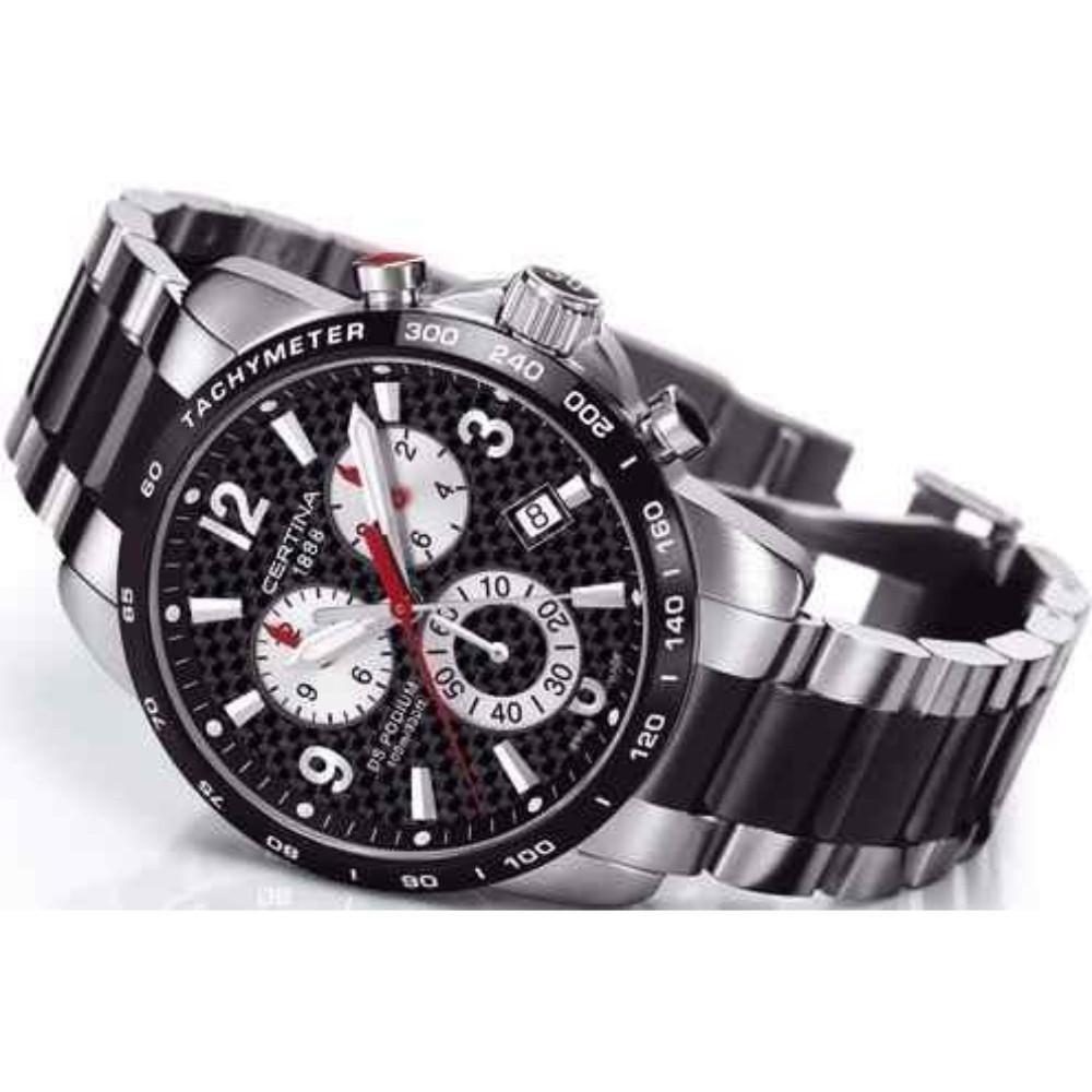 Relógio Certina Masculino DS Podium C0016172220700