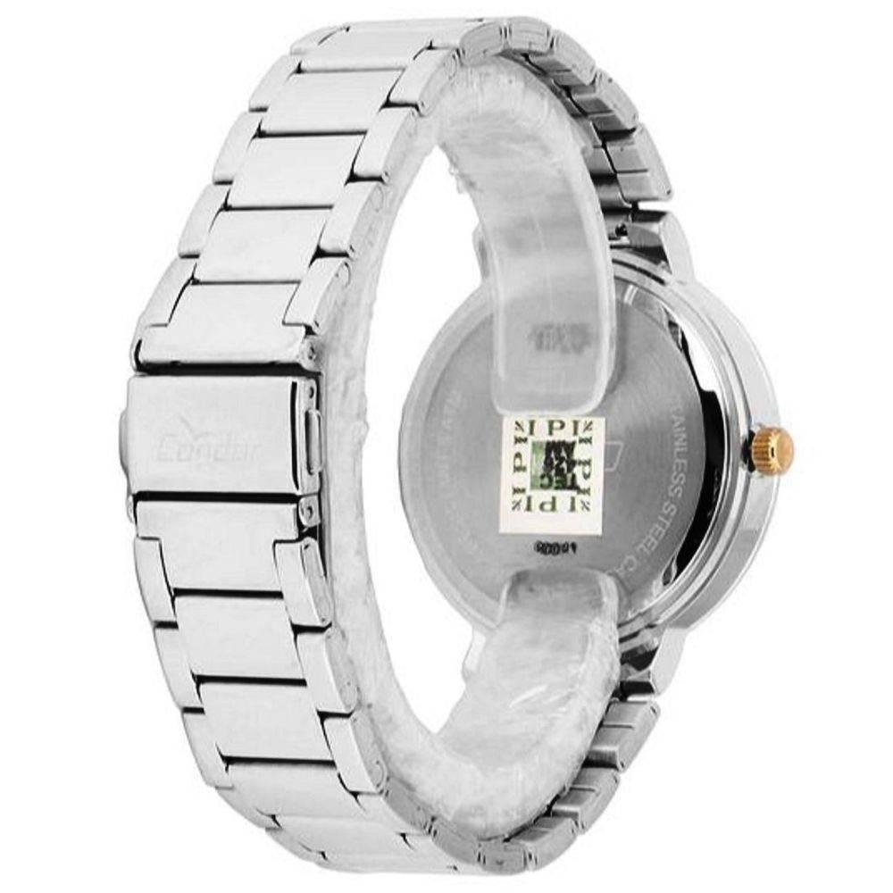 Relógio Condor Feminino CO2035KLO/3K Prateado
