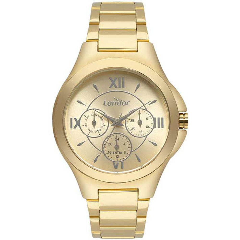Relógio Condor Feminino CO6P29IU/4D Dourado