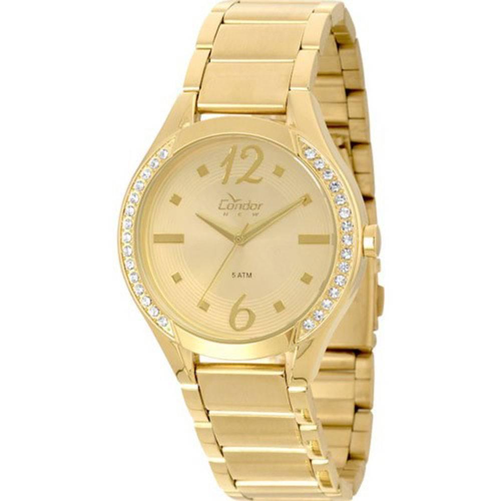 Relógio Condor Feminino COPC21AI/4X Dourado