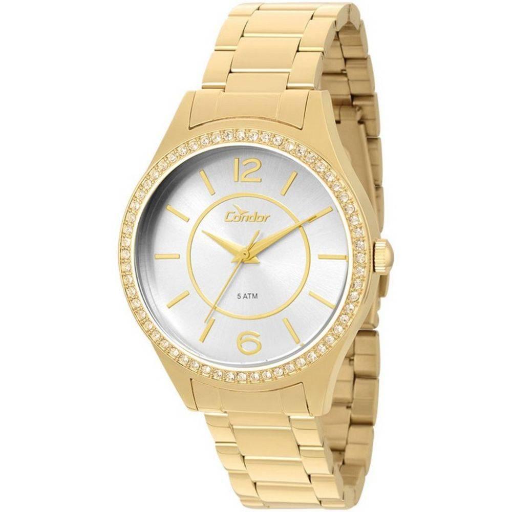 Relógio Condor Feminino COPC21AL/4K Dourado