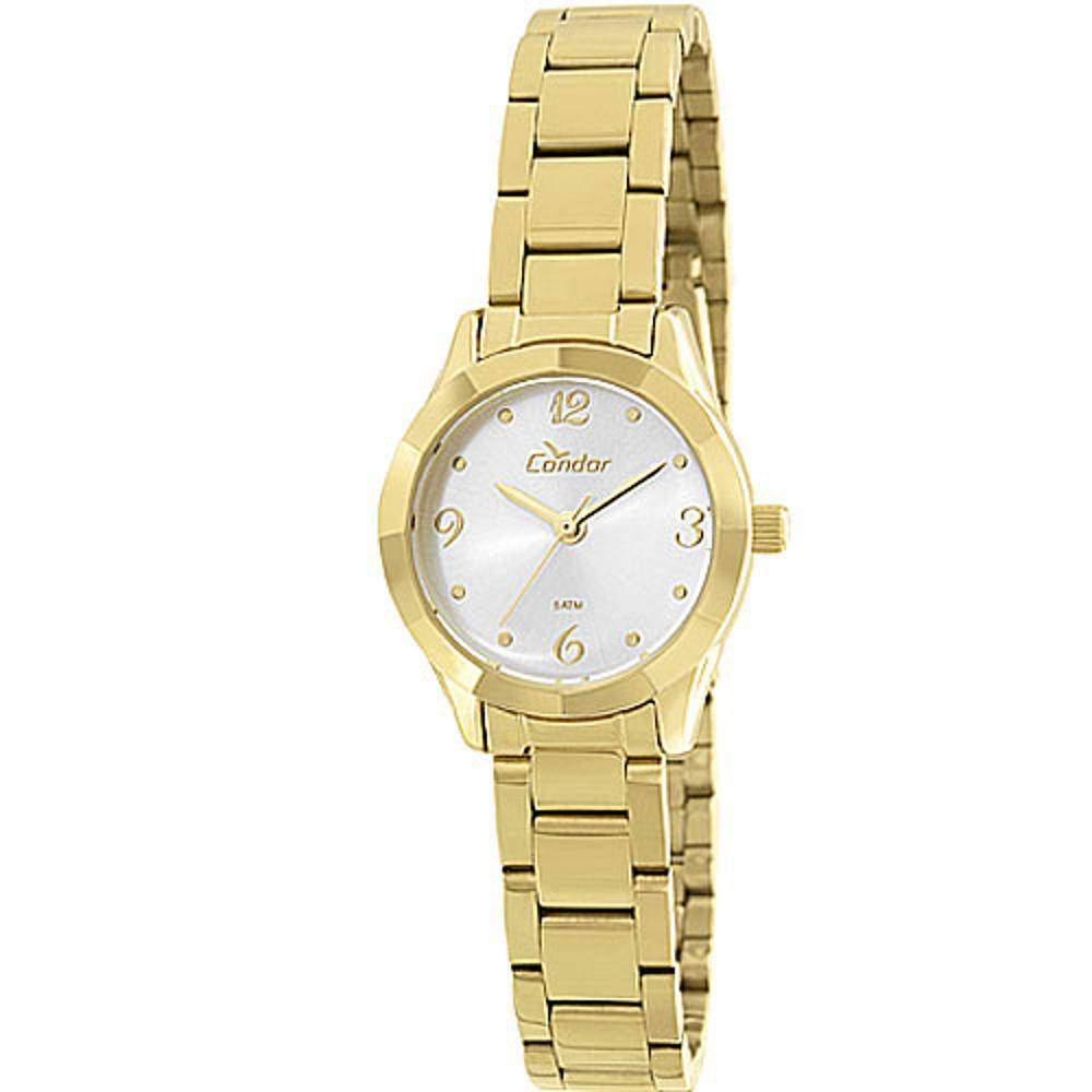 Relógio Condor Feminino Mini CO2035KOZ/4K Dourado