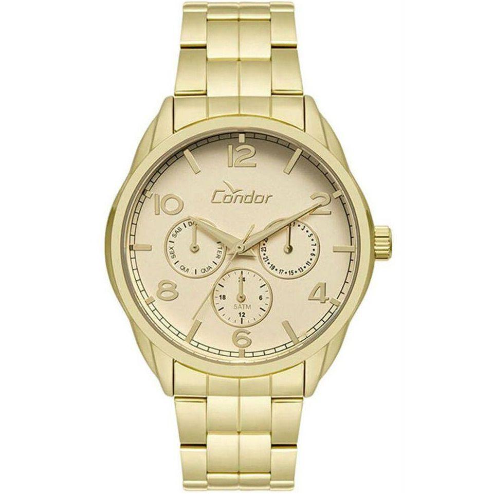 Relógio Condor Feminino Multifunção CO6P29IH/4D Dourado