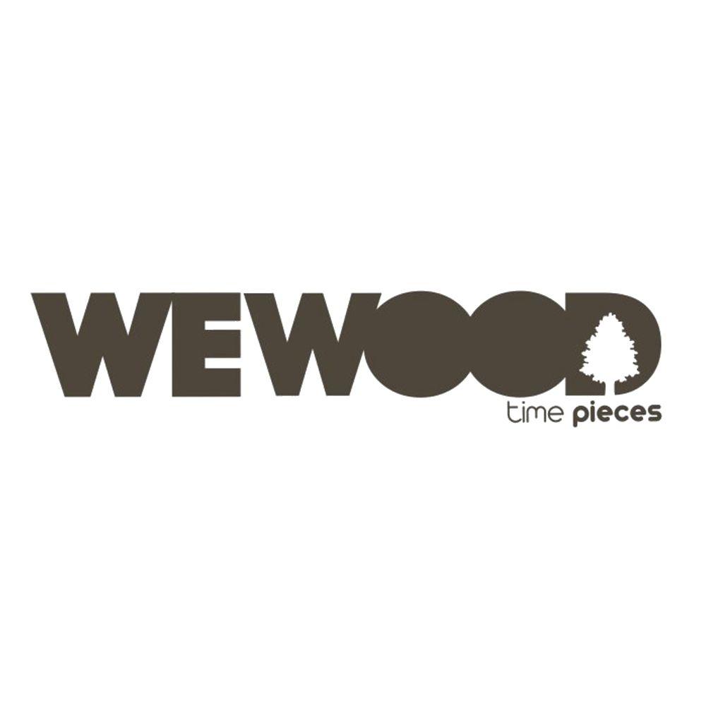 Relógio de Madeira Wewood Masculino Assunt Beige WWAS01