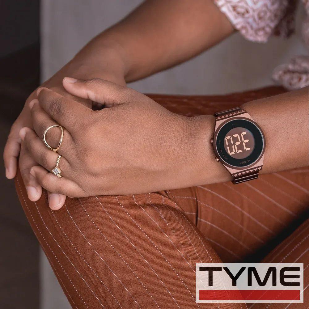 Relógio Euro Feminino Digital Fit Slim EUBJT016AF/4M