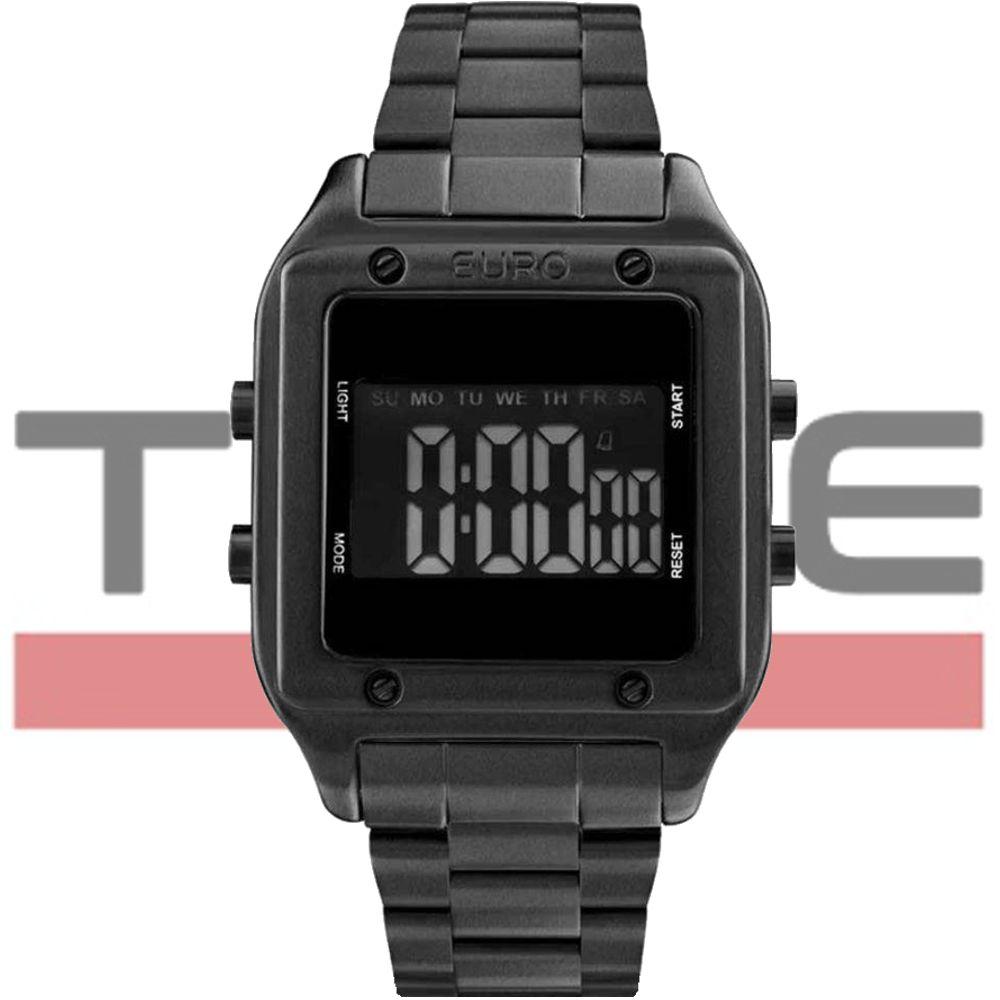 Relógio Euro Feminino Fashion Fit Digital EUG2510AC/4P