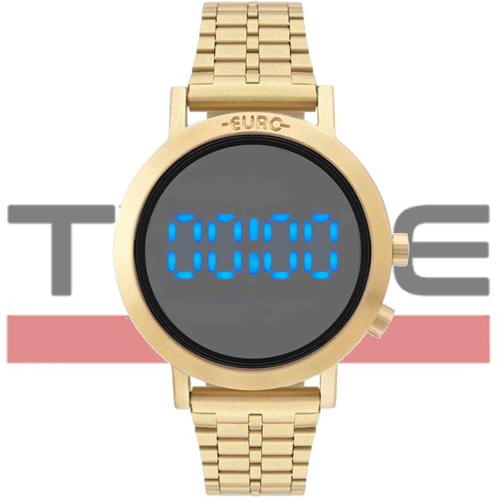 Relógio Euro Feminino Fashion Fit EUBJ3407AA/T4P
