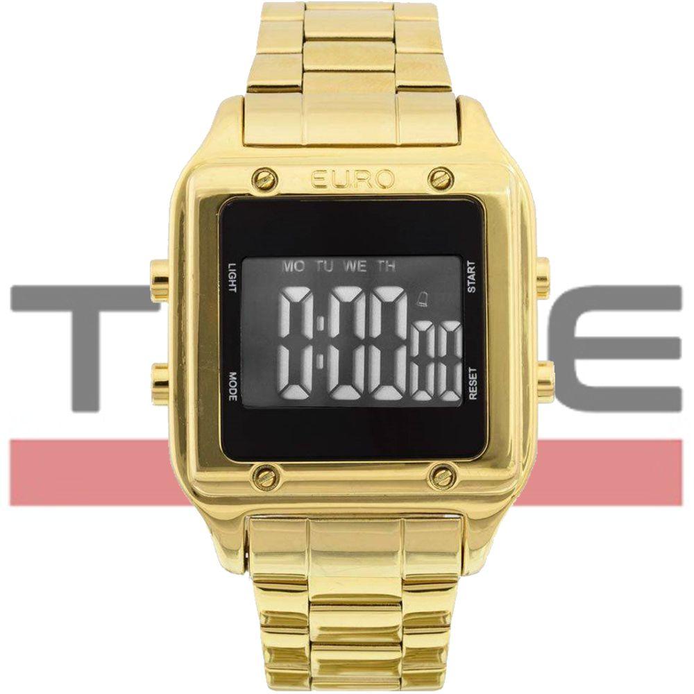 Relógio Euro Feminino Fashion Fit Digital EUG2510AA/4P