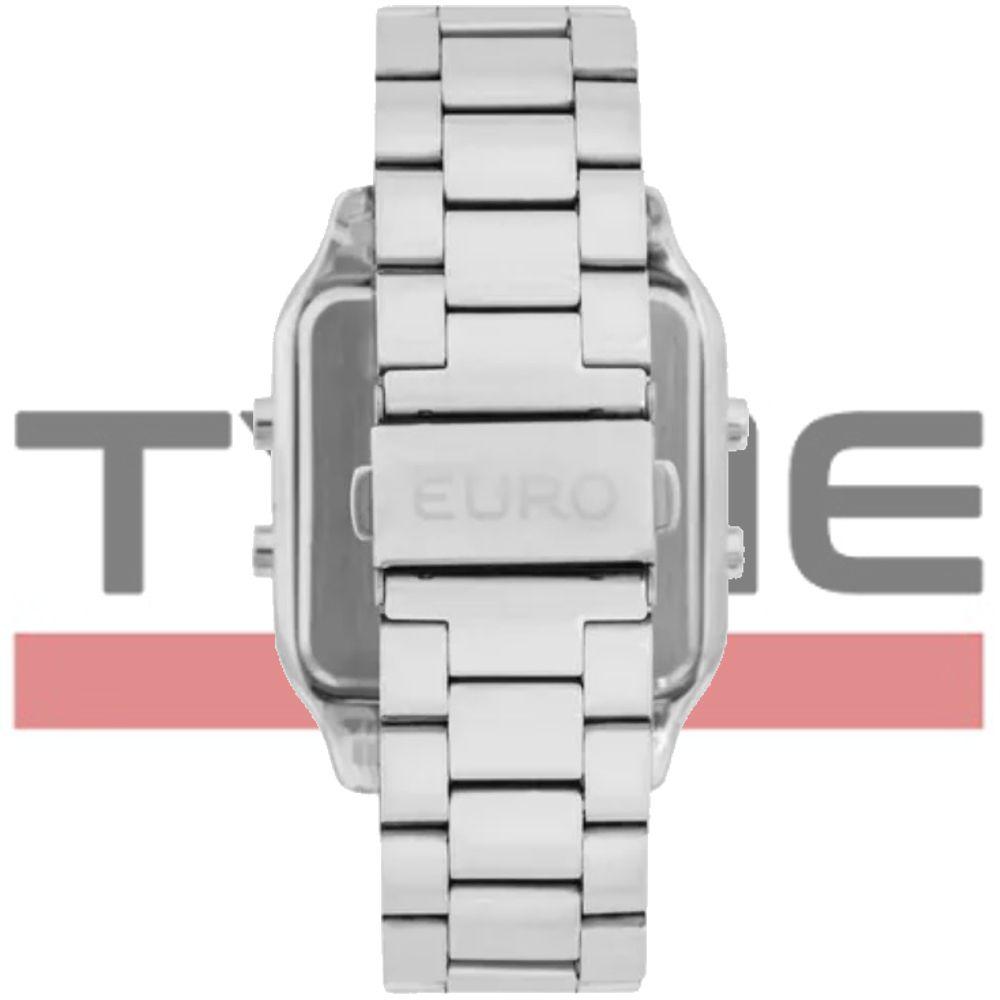 Relógio Euro Feminino Fashion Fit Digital EUG2510AB/3P