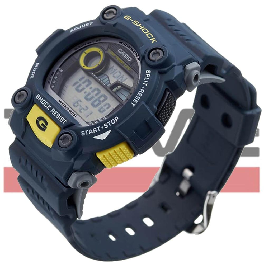 Relógio G-Shock Tábua de Maré Masculino G-7900-2DR G Rescue