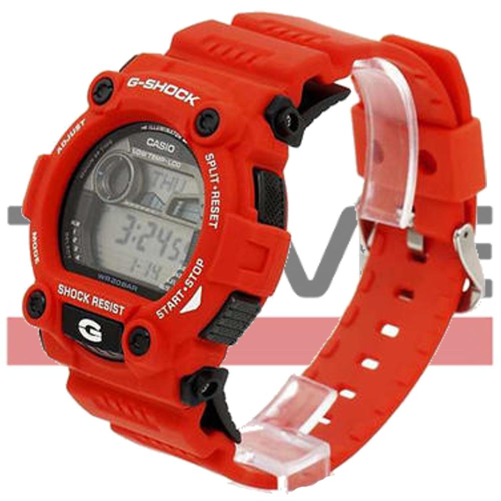 Relógio G-Shock Tábua de Maré Masculino G-7900A-4DR G Rescue