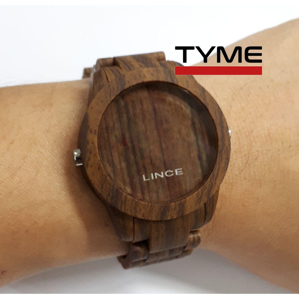 Relógio Lince LED Digital Unissex MDP4614P BXNX - LED Branco