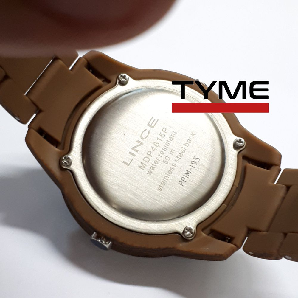 Relógio Lince LED Digital Unissex MDP4615P VXNX - LED Vermelho