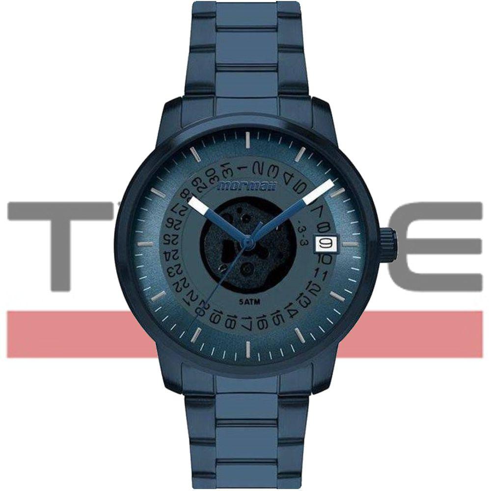 Relógio Mormaii Feminino Maui Azul MO2415AB/4A