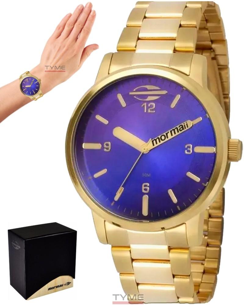 Relógio Mormaii Feminino Maui MO2035CN/4A