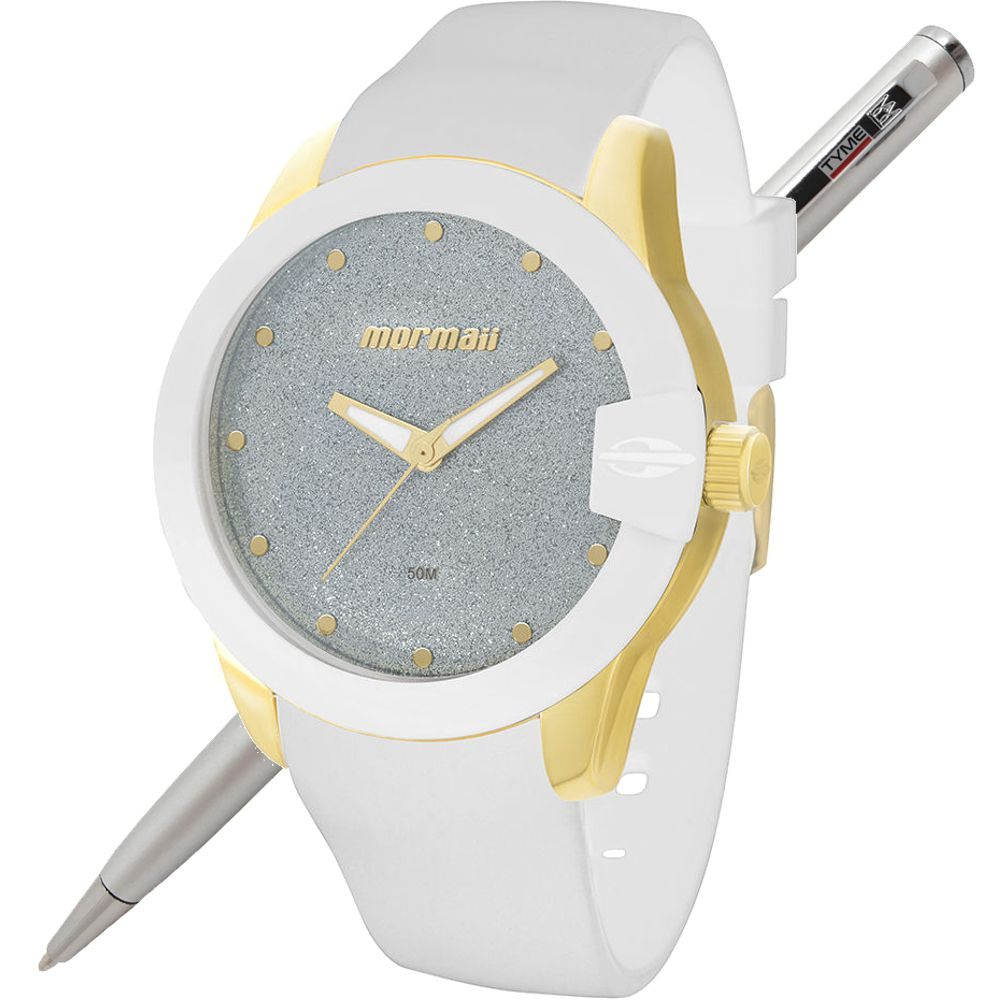 Relógio Mormaii Feminino Maui MO2035CU/8B